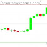 Bitcoin charts on February 24, 2019